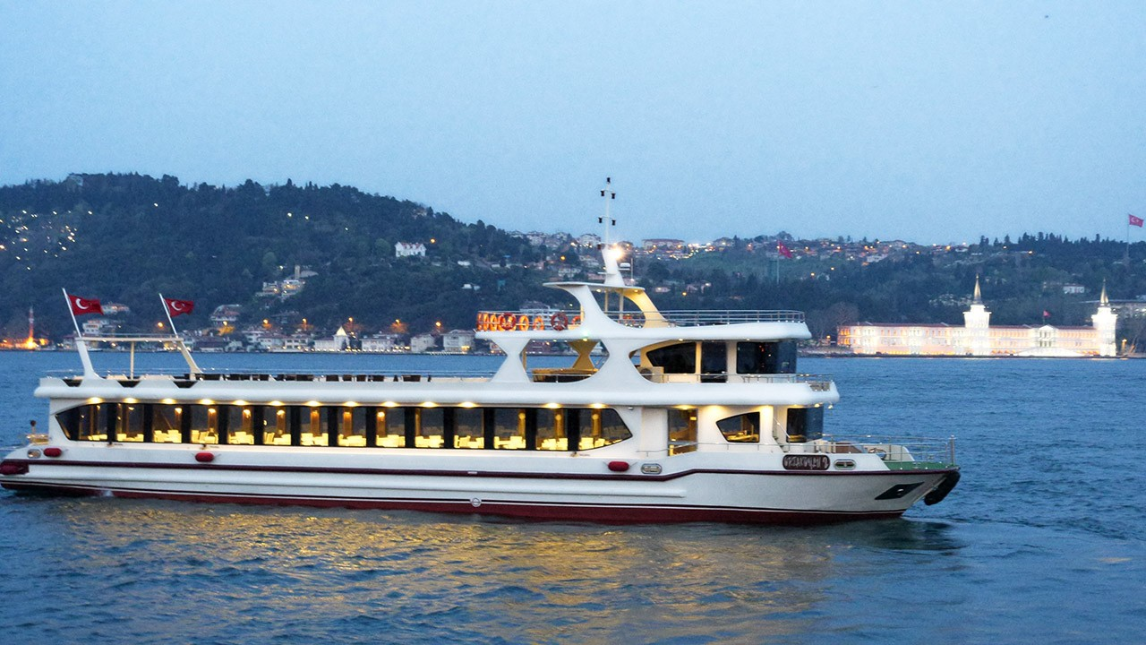 Full Day Golden Horn & Bosphorus Cruise