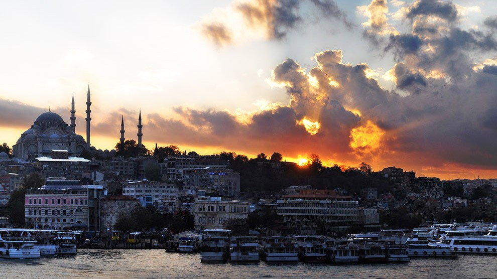 Half Day Golden Horn Tour