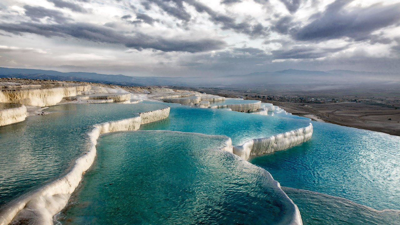 Private Pamukkale Tour From Marmaris