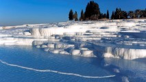 Pamukkale Tour From Istanbul By Plane