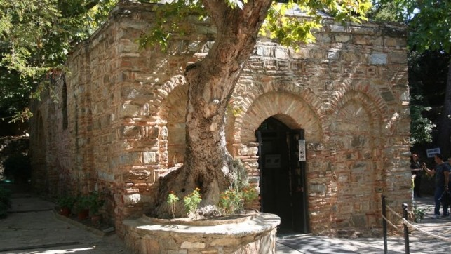 Ephesus Virgin Mary's House