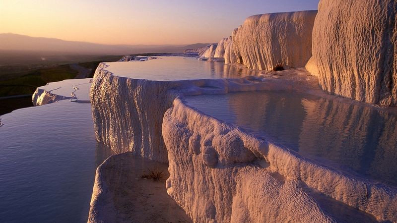 Full Day Pamukkale & Hierapolis Tour